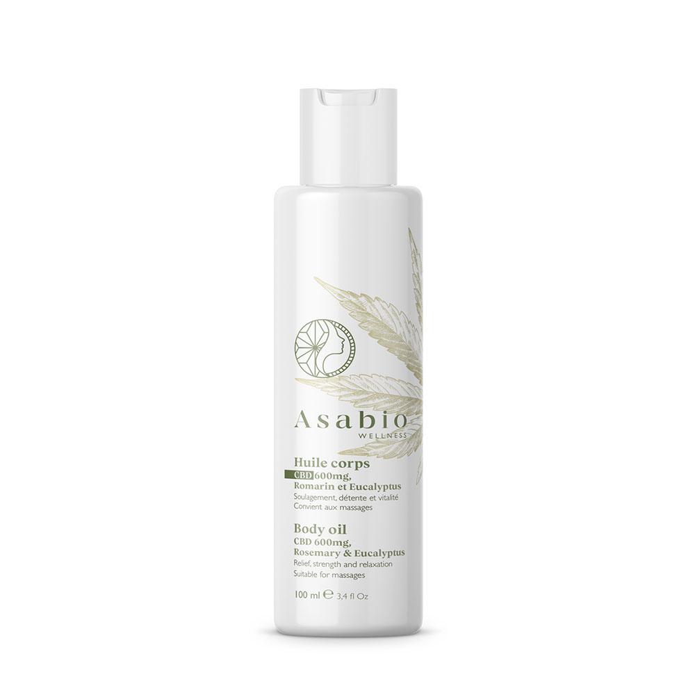Body oil ASABIO