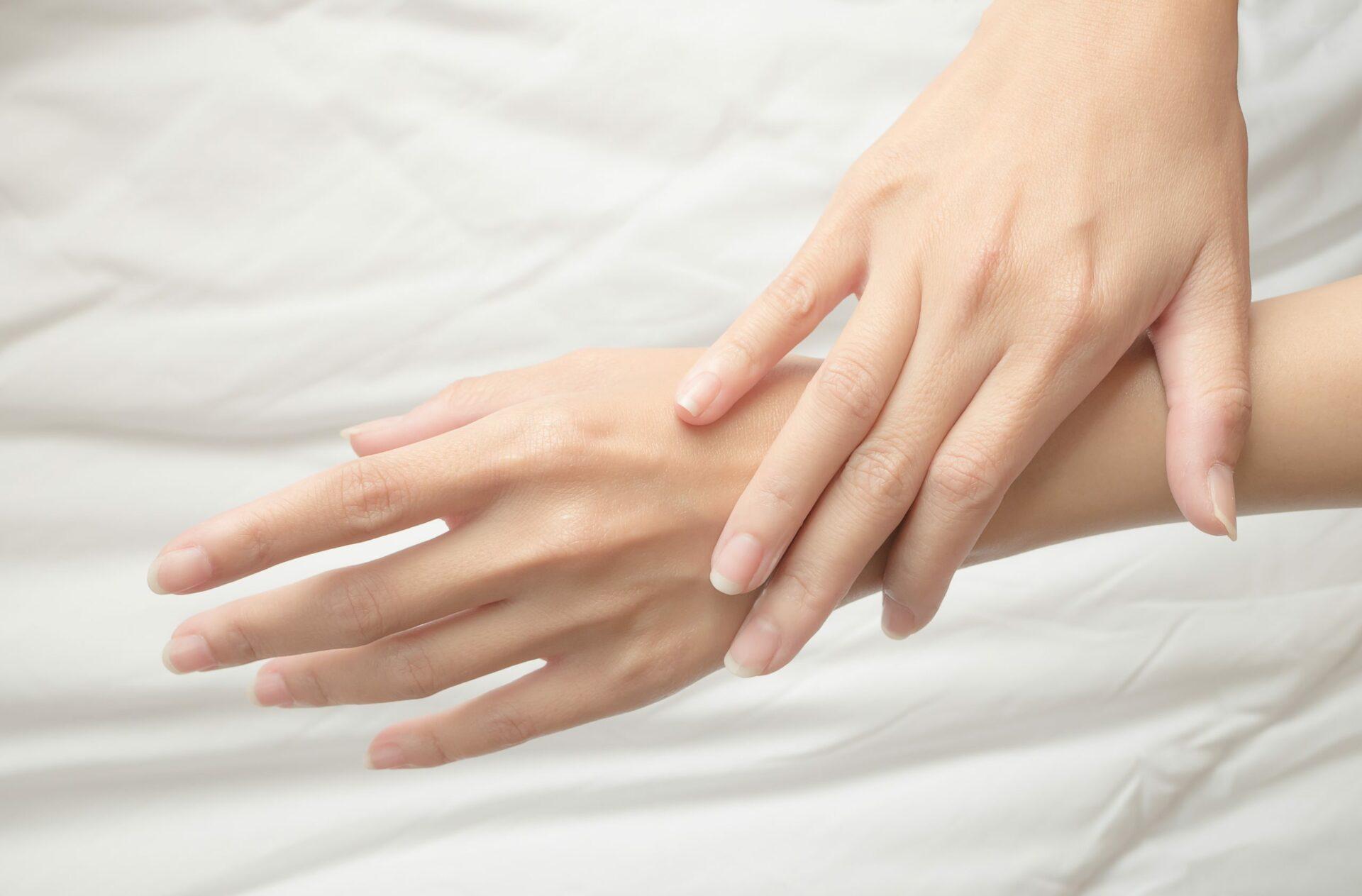Crème réparatrice mains et ongles
