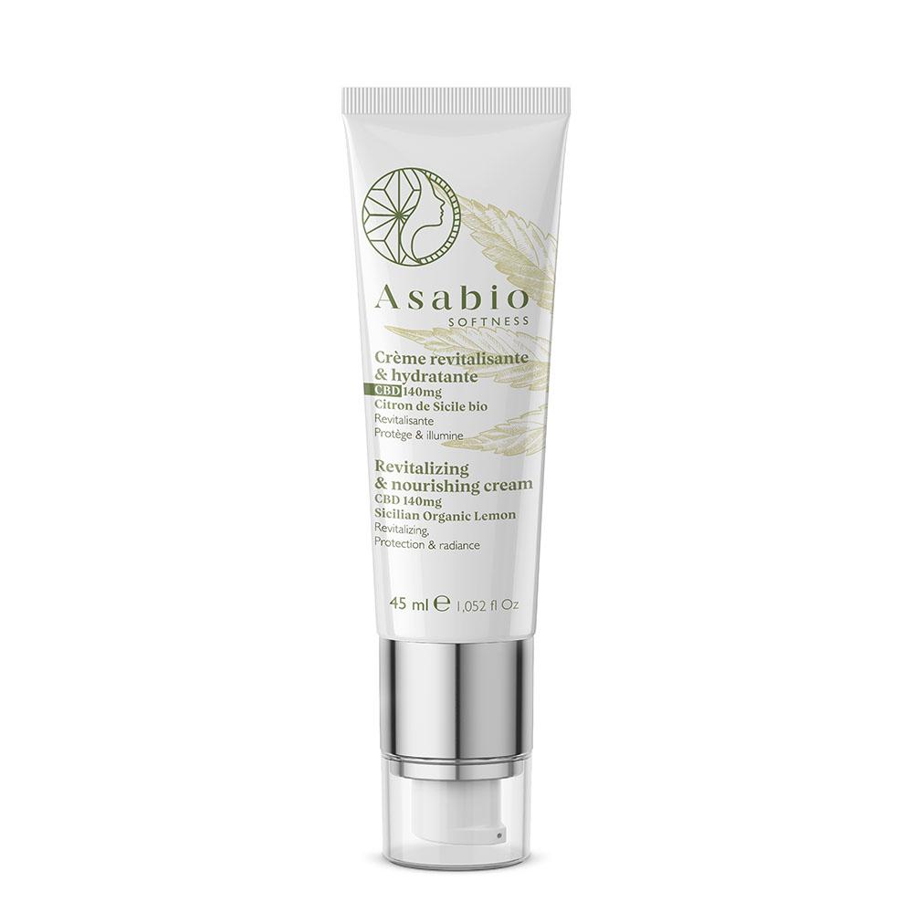 Revitalizing and moisturizing cream
