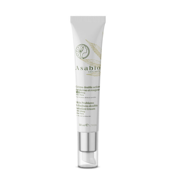Skin Problems & Redness action solution Cream